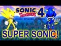 Sonic The Hedgehog 4: Episode 2 Super Sonic pt br Ps3 C