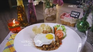 Video Chef's Table - Nasi Goreng Kampung Spesial MP3, 3GP, MP4, WEBM, AVI, FLV Januari 2019