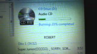 Video How to Burn songs using Windows Media Player CD RW and DVD RW Only MP3, 3GP, MP4, WEBM, AVI, FLV Maret 2019