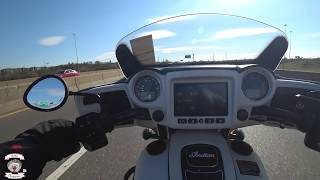 10. Ride and review of the 2019 Chieftain Dark Horse