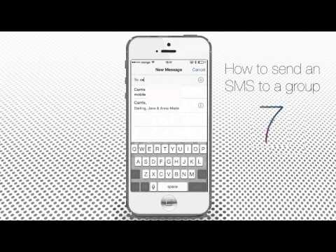 how to enable sms on iphone