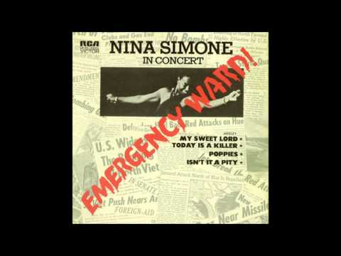 Tekst piosenki Nina Simone - My Sweet Lord po polsku