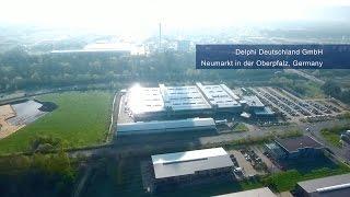 Neumarkt in der Oberpfalz Germany  city photo : Delphi Deutschland GmbH I Werk Neumarkt I Imagefilm 2016
