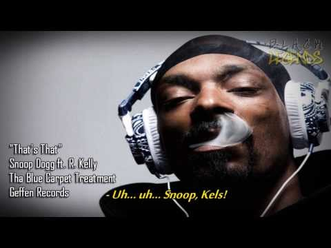 Snoop Dogg Ft. R. Kelly - That's That (Legendado)