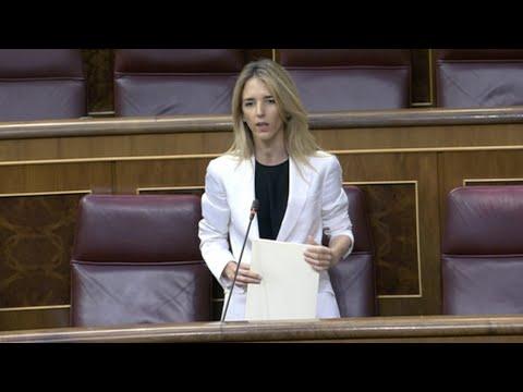 Réplica de Cayetana Álvarez de Toledo en la #SesiónDeControl