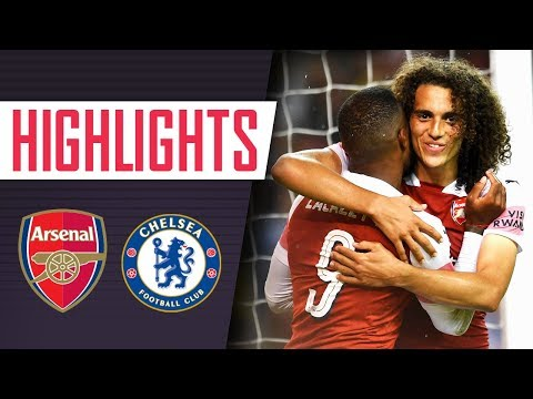 A DRAMATIC VICTORY! | Full highlights & penalty shoot-out | Arsenal v Chelsea