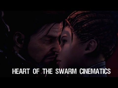 swarm - Starcraft II: Heart of the Swarm all InGame Cinematics This is the video of all Heart of the Swarm In Game Cinematics Please don't watch this if you didn't p...
