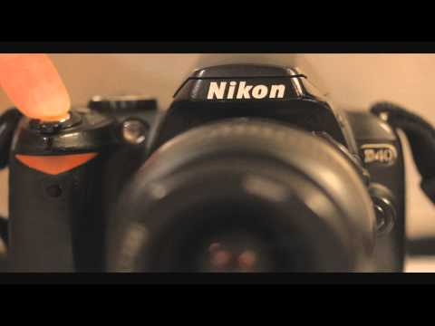 Nikon D40 Kit with 18-55mm Lens