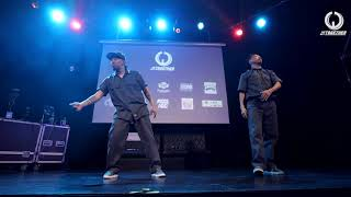 Co-thkoo (Gucchon & Kei) – We Get Together Popping Battle Final SHOW CASE