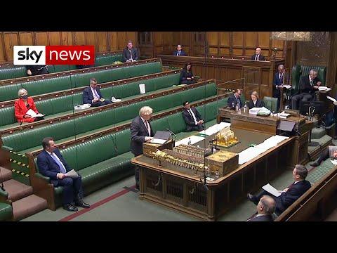 Watch live: MPs debate EU-UK post-Brexit trade agreement
