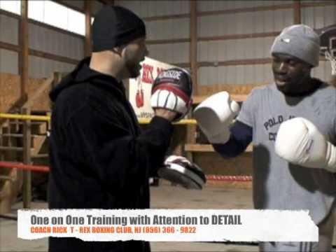 boxing pad