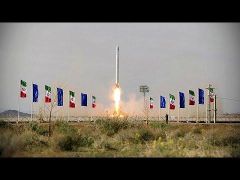Ιράν: Οι Φρουροί της Επανάστασης εκτόξευσαν στρατιωτικό δορυφόρο…