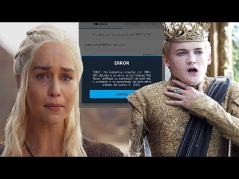 GAME OF THRONES ADIOS, SE CAE HBO