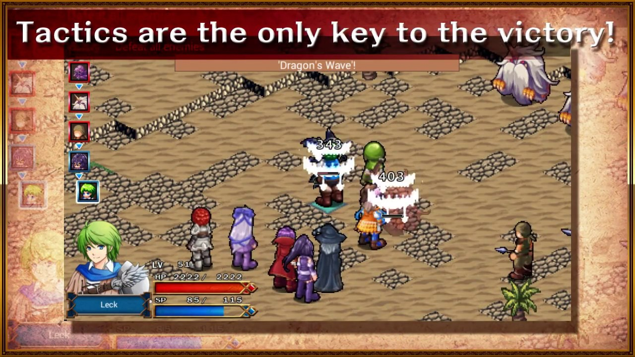 photo image Kemco is Running Their Spring Sale with Four Gloriously Mediocre RPGs at Discount Prices