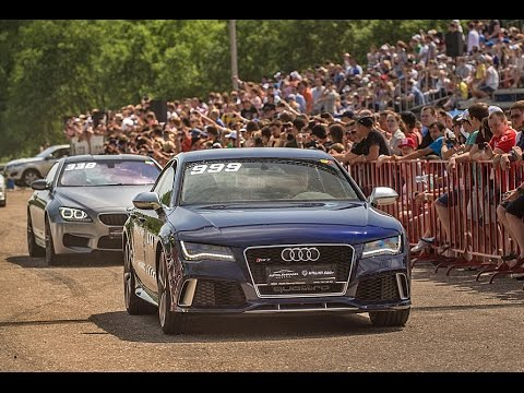 Fastest Audi RS7 in the world — APR   Total Race