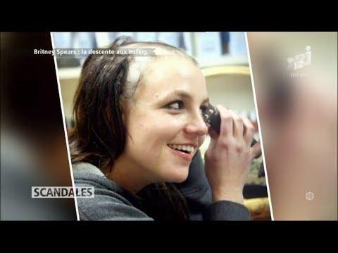 SCANDALES – Britney Spears – La descente aux enfers