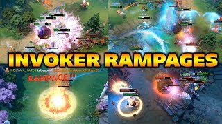 Video Dota 2 Invoker Rampages Ep. 11 MP3, 3GP, MP4, WEBM, AVI, FLV Juni 2018