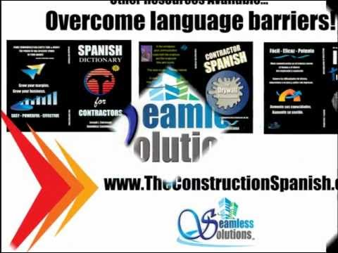 Video of Construction Spanish PRO