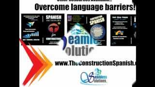 Construction Spanish DEMO YouTube video