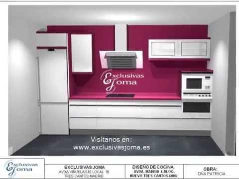 Cocinas joma videos videos relacionados con cocinas joma for Diseno de cocinas 3d 371