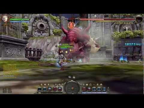 [VTG] Dragon Nest - Artillery Vs. Minotaur