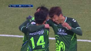 Video Jeonbuk Hyundai Motors FC 6-3 Tianjin Quanjin (AFC Champions League 2018: Group Stage) MP3, 3GP, MP4, WEBM, AVI, FLV November 2018