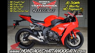 5. 2015 CBR1000RR Video Review of Specs / Sport Bike - Motorcycle Sale - Honda of Chattanooga