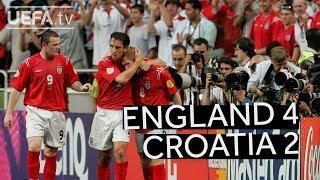 Download Video ENGLAND beat CROATIA at EURO 2004 MP3 3GP MP4