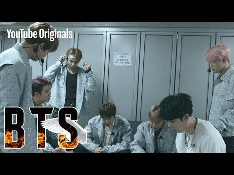 Ep2 You already have the answer | BTS: Burn the Stage