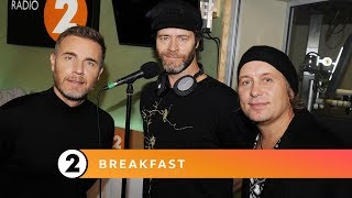 Video Take That - Never Enough (The Greatest Showman Cover) - Radio 2 Breakfast Show Session MP3, 3GP, MP4, WEBM, AVI, FLV September 2018