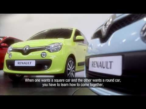 The Design birth of New Renault Twingo – Back to the roots.