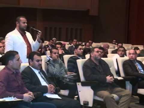 الجزء الثالث من مؤتمر سمارت فيجن السادس 2014 محاضرة الدكتور محمد النظامي مؤتمر اسواق المال