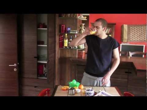 فيلم قصير - البرتقالة بطولة دريد...