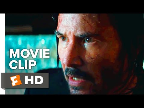 John Wick: Chapter 3 - Parabellum Movie Clip - Taxi (2019) | Movieclips Coming Soon