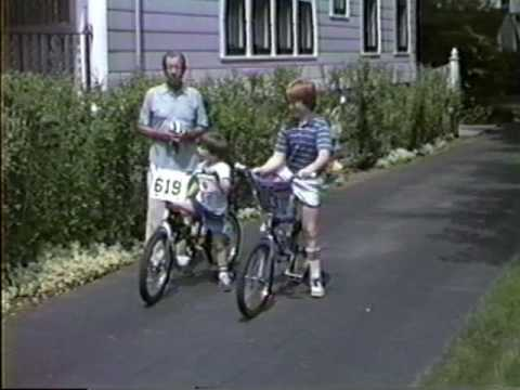 Knez Family Videos 1982, 1983 - 19 - George Sellers In Rockford
