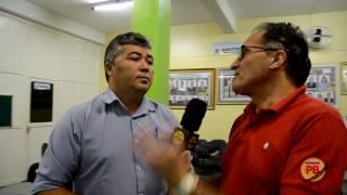 Vereador Negão Machado fala de crédito suplementar em Aparecida para construção de UBS