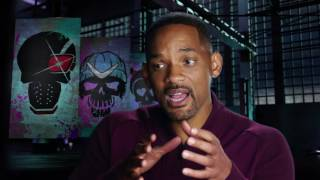 """Video Suicide Squad: Will Smith """"Deadshot"""" Behind the Scenes Movie Interview MP3, 3GP, MP4, WEBM, AVI, FLV Agustus 2018"""