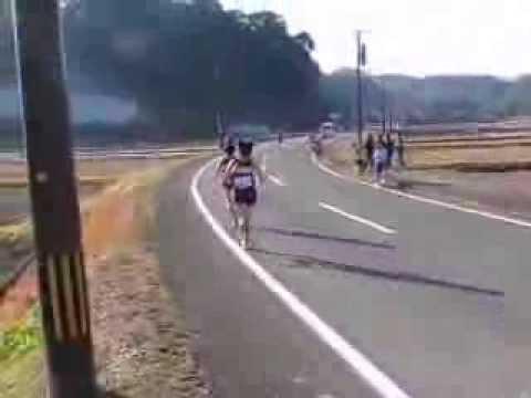臼杵市中学校対抗駅伝2014[東中]1区