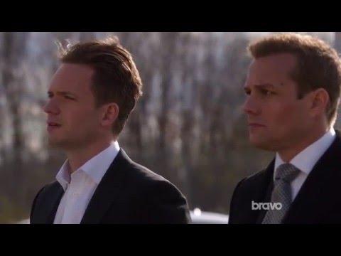 Suits S05E16 the ending