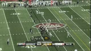 Terron Armstead vs Jackson State (2012)