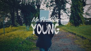Young we will never be old we're young living in the moment where no one ever gonna understand us we are... Young like an...