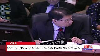 Video OEA conforma comisión de trabajo para Nicaragua MP3, 3GP, MP4, WEBM, AVI, FLV Agustus 2018