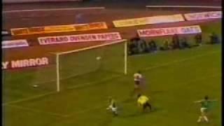 Rummenigges Treffer gegen England (1982)
