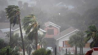 O furacão