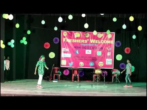 Video FDC \\PHOOL KUMARI \\ NSM Collage II Welcome II Dance performanc AT- BHANJABHAWAN download in MP3, 3GP, MP4, WEBM, AVI, FLV January 2017