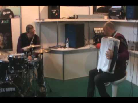 Paolo Miles e Gianfranco Masi