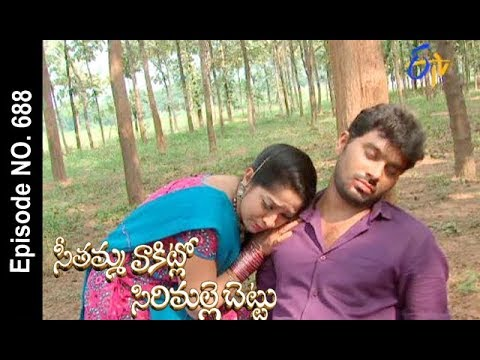 Seethamma Vakitlo Sirimalle Chettu | 16th November 2017 | Full Episode No 688