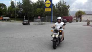 10. HONDA BIG RUCKUS 250cc