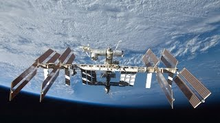 International Space Station (ISS) Real Time Live from NASA HD Earth Viewing