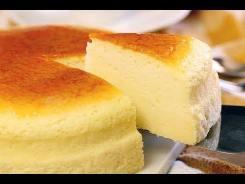 簡單自己做日式輕乳酪蛋糕
